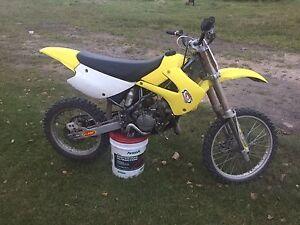 2003 Suzuki rm 100