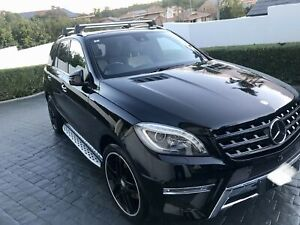 2015 Mercedes-benz Ml 350cdi Bluetec (4x4) 7 Sp Automatic 4d W...