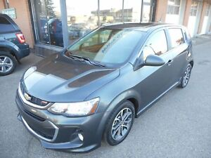 2017 Chevrolet Sonic LT Auto LT/RS Turbo Charged