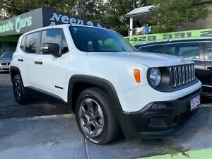 2015 Jeep Renegade 68000km AUTO Coorparoo Brisbane South East Preview