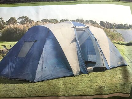 10 PERSON TENT - 3 rooms perfect for a family - Jackaroo | C&ing u0026 Hiking | Gumtree Australia Brisbane North West - Everton Hills | 1168080659 & 10 PERSON TENT - 3 rooms perfect for a family - Jackaroo | Camping ...