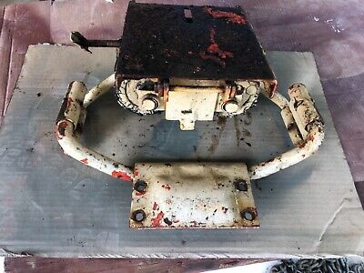 Case 430 Tractor Original Seat Assembly Used.