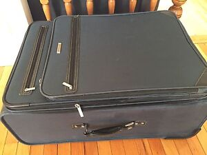 Kenneth Cole suitcase.
