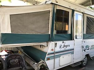 Jayco Eagle 1997 pop top camper Jubilee Pocket Whitsundays Area Preview