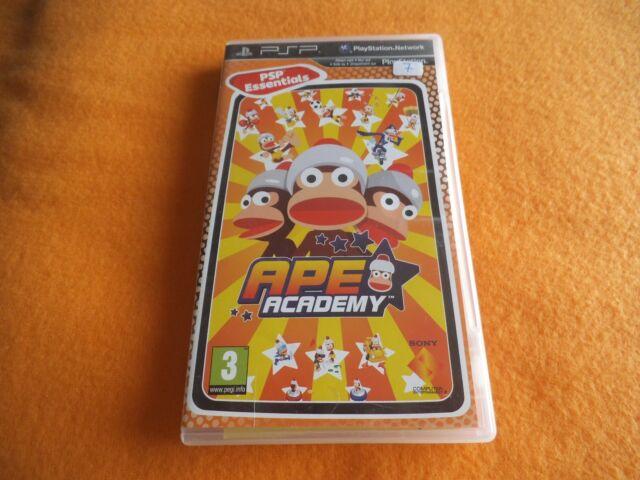 Ape Academy Sony PSP