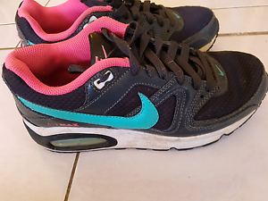 Women's Nike Air Max size 38.5 Macquarie Fields Campbelltown Area Preview