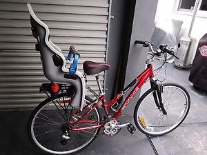 Mens women's bike child seat chair Mulgrave Monash Area Preview