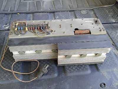 1966 RARE Vintage IBM SYSTEM / SMS 1401 Data Processing or 360 Power Supply Unit ()