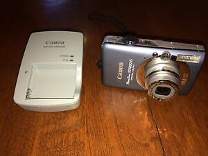 Canon Power Shot digital camera.
