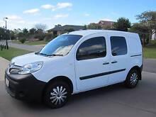 Renault Kangoo Van - 11/2013 - REGO/ROADWORTHY/NEW CAR WARRANTY Narangba Caboolture Area Preview