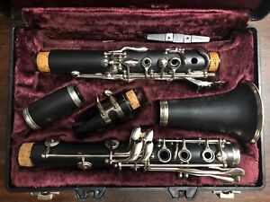 ARTLEY 17s USA CLARINET FULLY SERVICED NEW PADS $799 sell $250