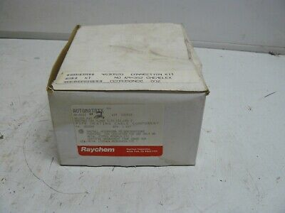 Raychem 057295 Am-bsii Splice Kit Automatrix Pipe Heating Cable Component New