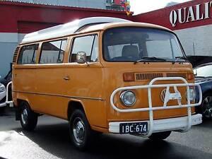 1974 Volkswagen Kombi Van *** GREAT VALUE $23,900 *** Footscray Maribyrnong Area Preview