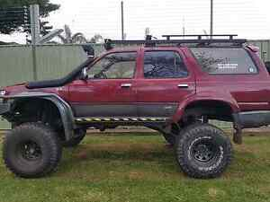 1998 toyota hilux surf swap for v8 or auto car Warilla Shellharbour Area Preview