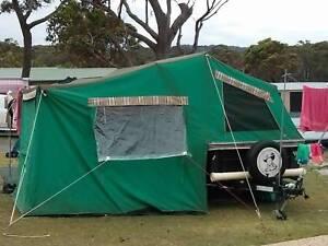 Cavalier camp trailer