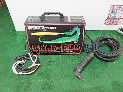 Thermal Dynamics Plasma Cutter Drag Gun Pch-10 Mfr 29400