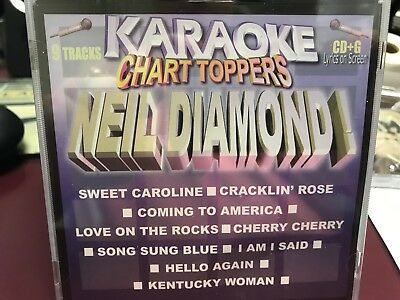 Pocket Songs Karaoke Brill Building Hits Neil Diamond Pscdg 1126 Musical Instruments & Gear