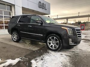 2016 Cadillac Escalade Premium Collection 6.2L V8, Leather