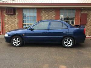 2001 Mitsubishi Lancer Sedan Automatic Aircon $1600