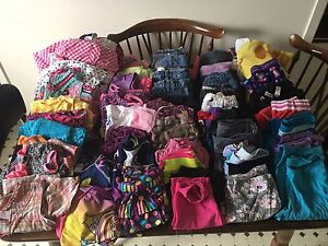 Size 6 -6x girls clothes