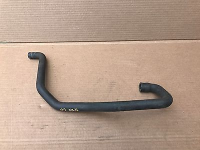 BMW OEM E39 5 SERIES ENGINE WATER HEATER VALVE TO CORE COOLANT WATER PIPE HOSE