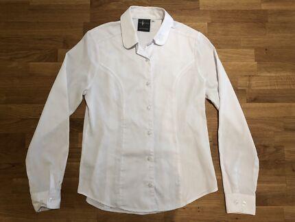 2 Canberra Girls Grammar School winter blouses