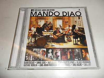 CD   Mando Diao - Mtv Unplugged-Above and Beyond ( Best of