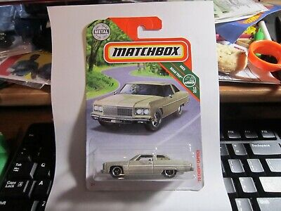 2019 Matchbox Case M #6 '75 Chevy Caprice