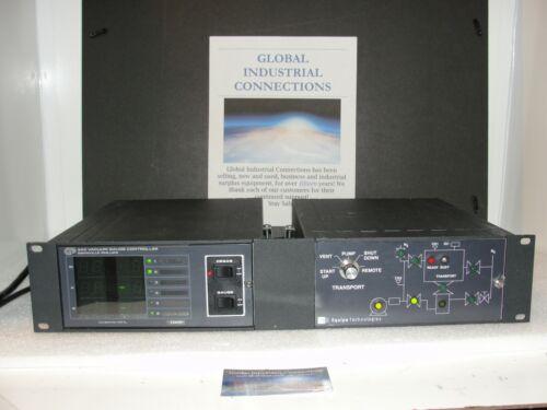 GRANVILLE-PHILLIPS 340 Vacuum Gauge Controller 20340-341 & Equipe Technologies P