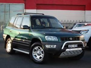 1999 Toyota RAV4  Manual 4x4 SUV *** $4,350 DRIVE AWAY Footscray Maribyrnong Area Preview