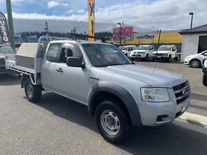 2008 FORD RANGER **TURBO DIESEL** Launceston Launceston Area Preview