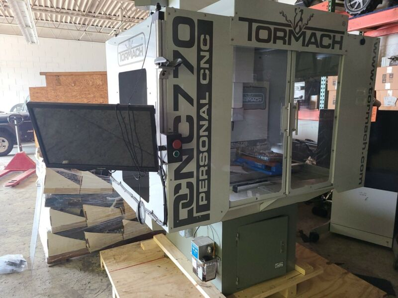 Tormach PCNC 770 Personal CNC Milling Machine