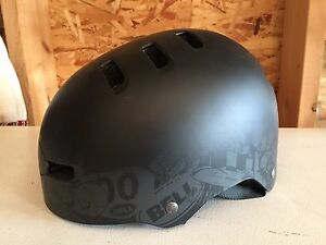 Bell bicycle helmet size med