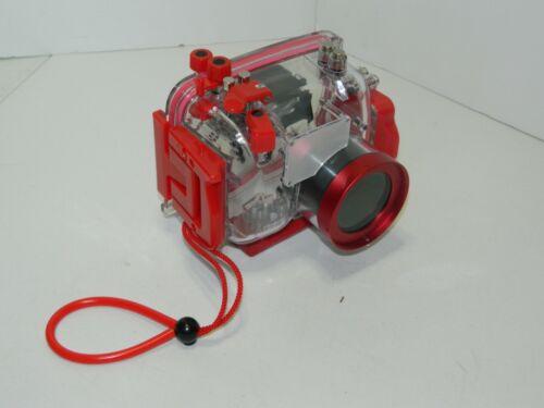 Olympus Camedia C5050 PT-015 Waterproof Underwater Camera Case 40M Dive