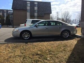Buick Lucerne 2006 Luxury Sedan