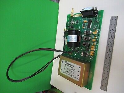 Spellman High Voltage Power Supply For Hamamatsu Photomultiplier Pic 79-a-21