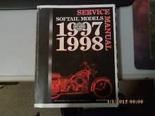 Harley Davidson 1997/98 service manual Cranbourne North Casey Area Preview