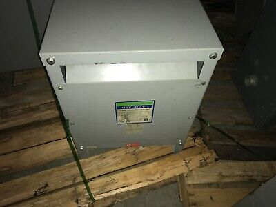 Hevi-duty Transformer T83h15s 15kva 3ph 480v 300lb With Warranty