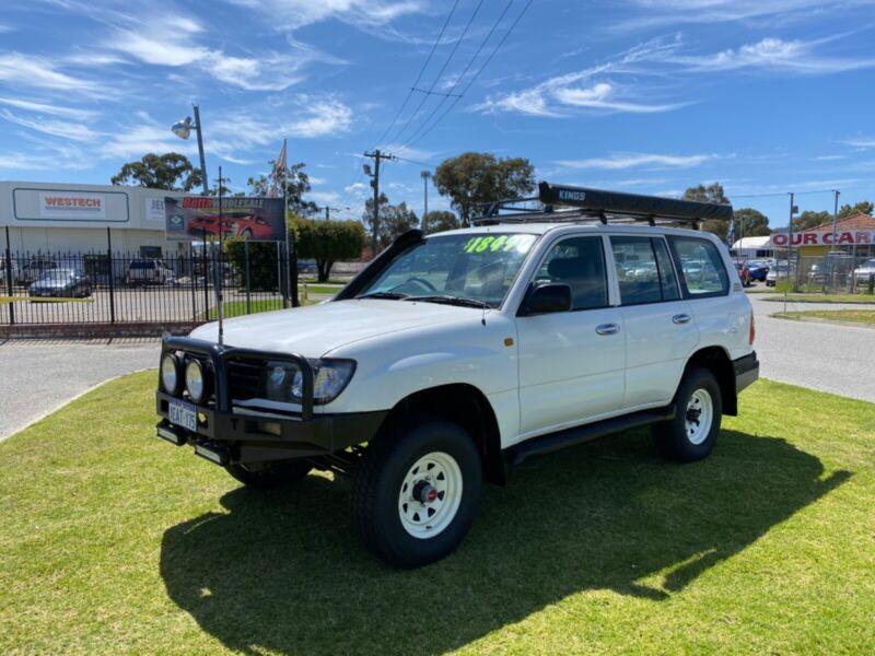 2000 toyota land cruiser 4x4 cars vans utes gumtree australia gosnells area maddington 1258476040 gumtree