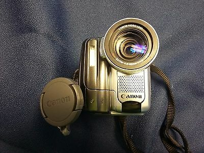 Canon Optura 50 NTSC MiniDV Camcorder w/10x Optical Zoom, Works great!