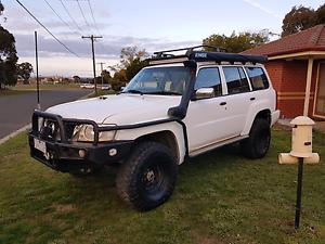 PRICE DROP 2006 gu nissan patrol series 4 Ballarat Central Ballarat City Preview