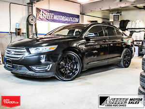 2013 Ford Taurus SEL AWD! LEATHER! SUNROOF!