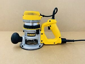 Dewalt – DW618D 2-1/4HP EVS D-Handle – Router