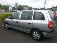 2002 Holden Zafira Wagon Coorparoo Brisbane South East Preview