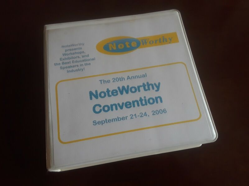 """Real Estate Course Investing in Real Estate Notes- """"NoteWorthy Convention"""""""