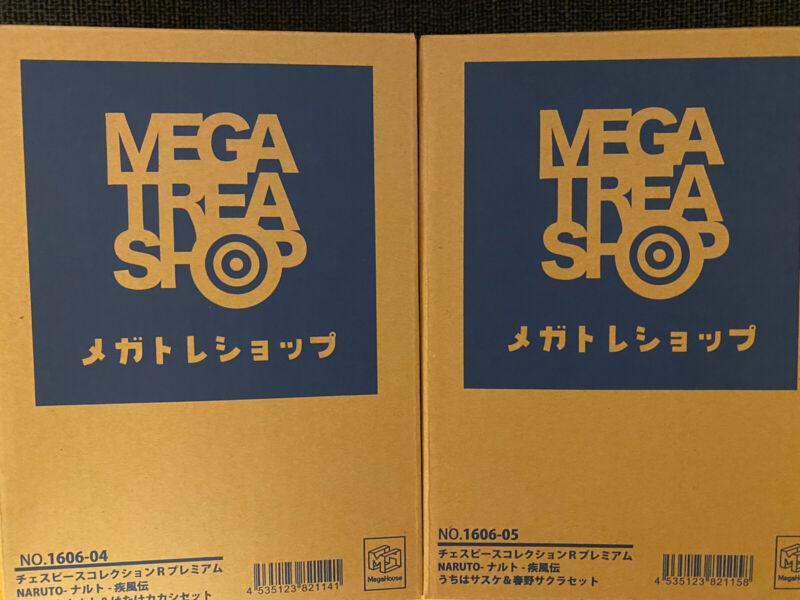 Megahouse Naruto Shippuden Chess Piece Collection Sets