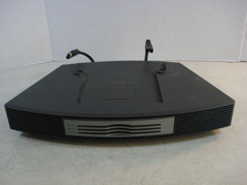 BOSE Wave Music System 3 Disc Multi-CD Changer Black READ*