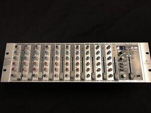 Behringer Eurorack Pro RX1202FX rack mixer mint condition