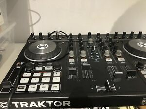 Native Instruments Tractor Kontrol S4 Mk2 MKII case- Barely Used