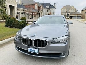 BMW 750i F10 2010 54000KM immaculate (no accidents no lien)